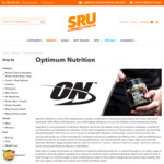 20% Off Optimum Nutrition Range + $9.95 Shipping (Free Shipping Min Order $99) @ Supps R Us