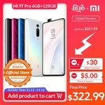Xiaomi Mi 9T Pro 6+128GB US $322 (AU $468), Xiaomi Redmi Note 8 4+64GB US $102 (AU $149) @ Xiaomi Official Store via AliExpress