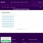 SmallWeb - Shared Web Hosting - Black Friday - 7 Locations (Including AU) from AU $2/Yr