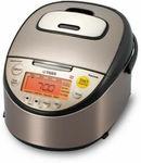 Tiger Rice Cookers: JKT-S18A $423.20, JKT-S10A $399.20, JAX-S18A $255.20, JAX-S10A $230.40 (C&C or $9 Postage) @ Bing Lee eBay