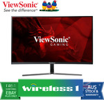 "[eBay Plus] ViewSonic VX3258-2KPC-MHD 32"" 144Hz WQHD FreeSync VA Curved $399 Delivered @ Wireless 1 eBay"