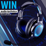 Win an Audio-Technica G1WL Wireless Gaming Headset Worth $349 from PC Case Gear