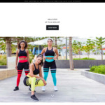 Up to 90% off Women's Activewear + an Extra 20% off @ THIQ