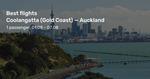 New Zealand on Jetstar: Chch Return from MEL $236, GC $261, Auckland Return from GC $239, MEL $248, SYD $261 @ Beat That Flight