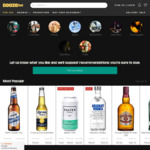 10% off & Free Shipping (over $75) @ Boozebud