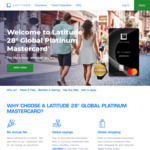 28 Degree Mastercard: Spend over $900 and Get $20 Credit in Your Account
