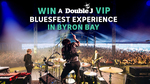 Win a Double J VIP Bluesfest Experience in Byron Bay from Australian Broadcasting Corporation (Includes Flights & Accommodation)