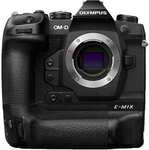 Olympus OM-D E-M1X Mirrorless Camera - Body Only $3390 Plus $500 Visa Prepaid + Delivery (Free with First) @ Kogan