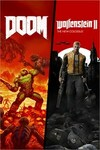 DOOM + Wolfenstein 2 The New Colossus Bundle for Xbox $18.88 (70% off) Digital Download @ Microsoft