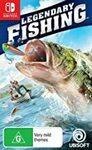 [Switch] Metro Redux $49, Legendary Fishing $22.99, LEGO Jurassic World, Cities Skylines, SaintsRow 3rd $35 Each @ Amazon AU