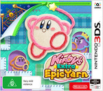 [3DS] Kirby's Extra Epic Yarn $4.95 CC @ EB Games
