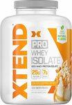 Scivation Xtend Pro, 100% WPI, Salted Caramel Shake, 2.27kg $49.23 + Delivery (Free with Prime) @ Amazon US via Amazon AU