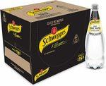 Schweppes Tonic Water Zero Sugar, 12 x 1.1L $12 + Delivery ($0 with Prime/ $39 Spend) @ Amazon AU