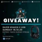 Win a Razer Kraken X USB Worth $119.95 from DeanMachine_90