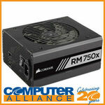 [eBay Plus] Corsair RM750X 750W 80+ Gold Power Supply $188.10 Delivered @ Computer Alliance eBay
