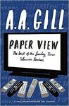 Paper View: The Best of The Sunday Times Television Columns $2.87 + Delivery ($0 with Prime / $39 Spend) @ Amazon AU