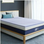 BedStory Lavender Infused Memory Foam Mattress Topper from A$47.06 Shipped (60% off) @ BedStory