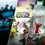 [PS4] EA Family Bundle (3 games: Need for Speed, Unravel, Plants v Zombies: GW2) - $7.19 (was $47.95) - PlayStation Store