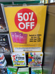 ½ Price Telstra Mobile Sim Starter Kits, $2 for $1, $30 for $15, $40 for $20 @ 7-Eleven