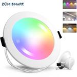 42% off Zemismart 3.5 Inch Zigbee 3.0 RGBCW Led Downlight Enable SmartThings Hue Control A$36.60 @ ZemiSmart
