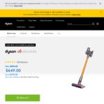 Dyson V8 Absolute $649 Shipped @ Dyson