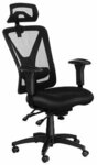 BlitzWolf BW-HOC5 Mesh Office Chair US$197.99 (A$257.07), BlitzWolf BW-HOC6 US$129.99 (A$168.13) Delivered (AU Stock) @ Banggood