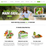 9 Meals for $59 @ Youfoodz