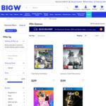 [PS4] Just Dance 2020, Skater XL $10, Untitled Goose Game, Puyo Puyo Tetris 2 $20, Tony Hawk's 1+2 $30 & More @ BIG W