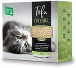 The Natural Paw Company, Tofu Cat Litter, 2kg $6 + Delivery ($0 with Prime/ $39 Spend) @ Amazon AU