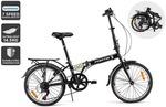 [Kogan First] Fortis Folding Bike $149 Delivered @ Kogan
