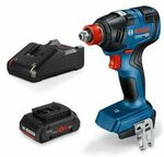 Bosch 18V 1/2inch Brushless Impact Wrench Kit $239 Delivered @ Total Tools