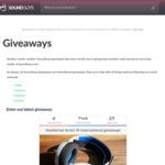 Win SteelSeries Arctis 7P Wireless Headphones worth $349 from SoundGuys