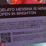 [NSW] Free Scoop of Ice Cream at Gelato Messina (App Required)