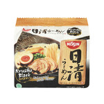 Nissin Ramen Kyushu Black Garlic / Hokkaido Miso Instant Noodle 5 Pack $5.95 @ Coles