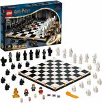 LEGO 76392 Harry Potter Hogwarts Wizard's Chess Set & Board Game Toy $85 Delivered @ Amazon AU