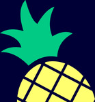 $50 to First 5 Customers Who Finds and Share The Pineapple @ 86400