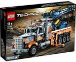 LEGO Technic Heavy Duty Tow Truck 42128 $215.20, LEGO 42129 Mercedes Benz Zetros Trial Truck $396 Delivered @ David Jones