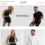 50% off Sitewide + $5 Delivery ($0 with $100 Order) @ DayClub The Label