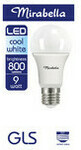 Mirabella LED Globes 1/2 Price $3.50 (5.5W) & $4.00 (9-11W) + Delivery ($0 Instore/C&C) @ Coles
