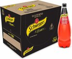 Schweppes Agrum Blood Orange, 12x 1.1l $7.50 ($0.63/Bottle) + Delivery ($0 with Prime/ $39 Spend) @ Amazon Warehouse