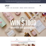 Win Beer, Gin & Tonic, Tea, Beauty, Baby Products + More (Worth $1000) from Lvly
