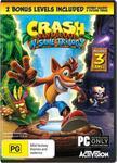 [PC] Crash Bandicoot N. Sane Trilogy $5 (OOS) + Many More Starting at $1 + Delivery ($0 C&C/ $100 Order Select Area) @ JB Hi-Fi