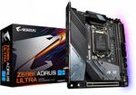 Gigabyte Z590I Aorus Ultra Intel Z590 Mini-ITX Motherboard $249 Delivered @ MSY