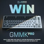 Win a GMMK Pro 75% Barebone Keyboard Worth $269 from PC Case Gear