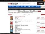 EB Games Huge $4+ Sale