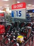 30x375ml Coke Zero $15 (50c/can) @BigW Westfield Miranda NSW