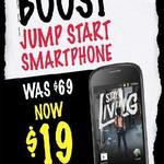 Boost Jump Start Smart Phone $19 - BP Regional Network Only - Thursday Only