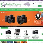DCW 4 Day Weekend Offer - 20% off Select Crumpler & 10% off Olympus PEN E-P5 + 14-42mm Lens Kit