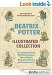 [Kindle] Free eBook Beatrix Potter Illustrated Collection: 22 Books, 660 Pics Amazon US/UK/AU