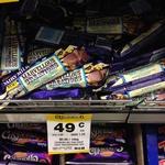 Cadbury Marvellous Creations 50g Bar $0.49 at Woolworths